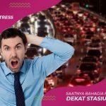 Macet Bikin Stress di Jalan, Saatnya pindah rumah ke dekat stasiun
