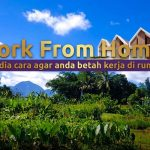 Work From Home, Kami tetap Melayani Anda