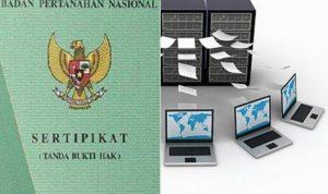 Menteri ATR/BPN Terbitkan Permen Nomor 1 Tahun 2021 tentang Sertifikat Elektronik, Siap-siap ya!